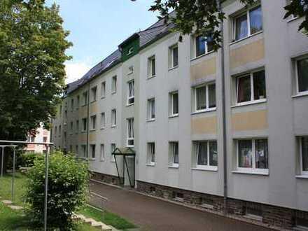 3-Raum-Erdgeschosswohnung in Reichenbrand