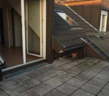 2-Zimmer-Wohnung mit Dachterrasse in Münster