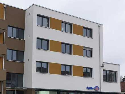 Zentrum Laupheim, 3,5 Zimmer, Neubau-Status im 1. OG