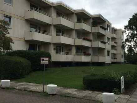 Uni-Nahe 1-Zimmer-Wohnung mit Balkon