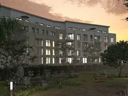 Preisgünstige 2-Zimmer Wohnung mit Aufzug, KfW-55