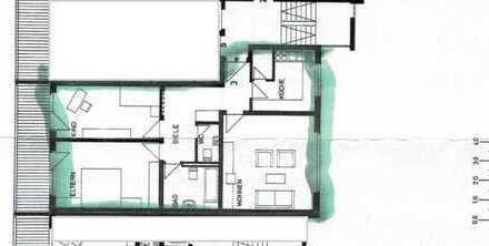 TOP LAGE - Exklusive, gepflegte 3,5-Zimmer-Wohnung mit Balkon und Einbauküche in Konstanz - PARADIES