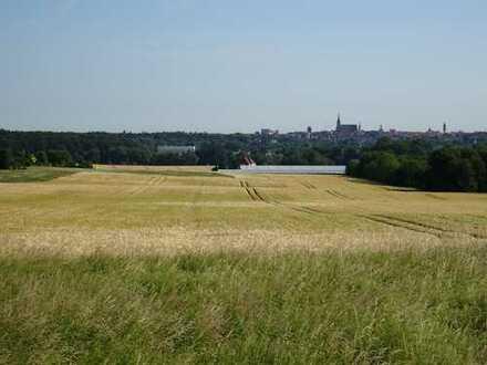 Grundstück mit wunderschönem Blick ins Land!