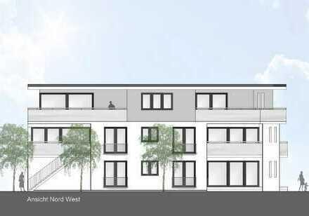 Baugrundstück für MFH in Offenbach-Bieber | Baugenehmigung + Planung