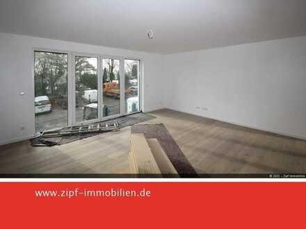 **Neubau-Erstbezug - 2-ZKB-Wohnung mit Fahrstuhl in bevorzugter Wohnlage von Gelnhausen-Stadt**