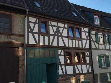wunderschönes renoviertes Fachwerkhaus in Stadtmitte zu vermieten