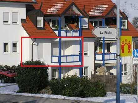 Freundliche 2-Zimmer-Wohnung mit Balkon und EBK in Rheinfelden (Baden)