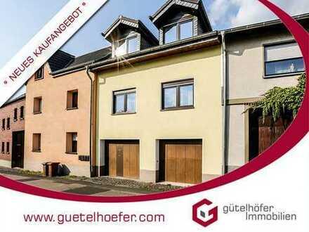 Gemütliche Maisonettewohnung in Hofanlage mit Balkon, Garage und Gemeinschaftsgarten in Brenig