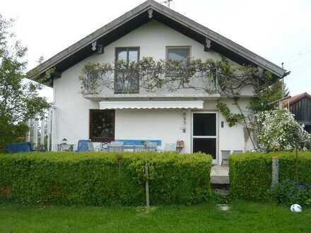4-Zimmer-Einfamilienhaus mit Weitblick vor den Toren Münchens