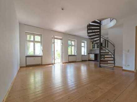 2 Zimmer Maisonettewohnung mit Terrasse und Gartenanteil nahe Müggelsee