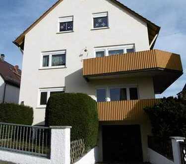 RUHEOASE! 4-Zimmerwohnung mit 2 Balkone in Heilbronn-Böckingen