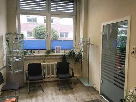 Neukirch Immobilien: 228,00 m² Erdgeschoss-Bürofläche- fussläufig zur Vahrenwalder Str.-!