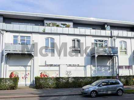 Exklusiv und zentral wohnen in Oldenburg: Moderne 3-Zi.-ETW mit großer Südterrasse