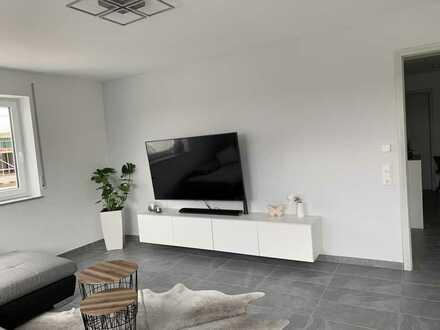 Neuwertige 3,5 - Zimmer-Wohnung mit Balkon in Eutingen - Weitingen