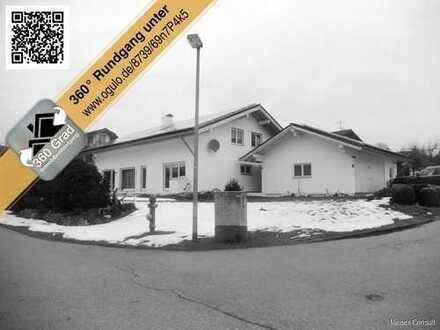 Großzügiges Einfamilienhaus mit ELW und herrlichem Blick in die Ammergauer Alpen!
