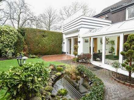 Aus langjährigem Familienbesitz! Top gepflegtes Ein - bis Zweifamilienhaus in Schonnebeck