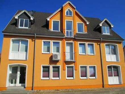 Sehr schöne 4-Raum-Wohnung im Zentrum von Friedland