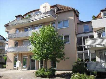 3 RW- mit großem Wohnbereich, Balkon, Gäste-WC und TG-Stellplatz