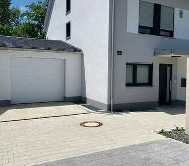 Sonnige Neubau-Doppelhaushälfte in Kempten - St. Mang