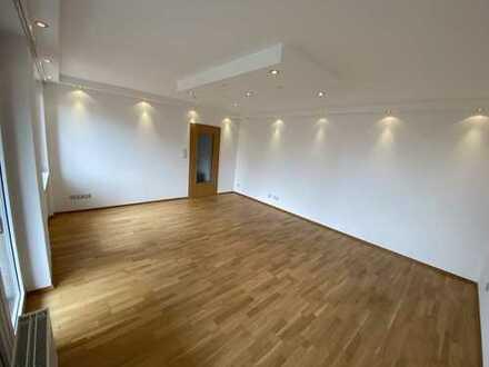 Ricklingen: Renovierte 3 Zimmer Mietwohnung mit Garage und Keller - wird renoviert übergeben.
