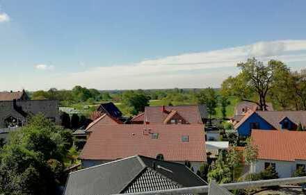 Neuwertige 2-Zimmer-Penthouse-Wohnung mit Terrasse und EBK in Achim