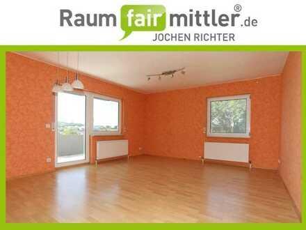 Sonnige, gepflegte 2-Zimmer-Wohnung mit Balkon in Cleebronn!