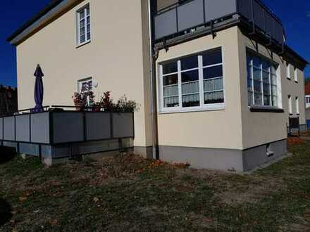 Sonnige Wohnung mit Wintergarten in Leuna-Gartenstadt zu vermieten!
