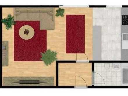 Wohnung mit ausgebautem Dachboden und Tiefgarage - VERMIETET