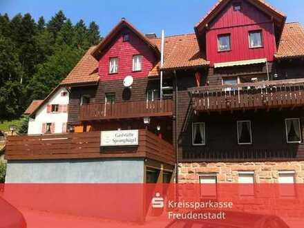 Mehrfamilienhaus mit Gaststätte in idyllischer Lage in Baiersbronn