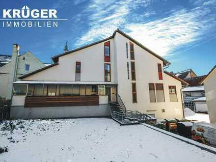 KA-Durlach-Altstadt / gemütliche 1-Zimmer-DG- Whg in Innenhoflage / derzeit vermietet - freiwerdend