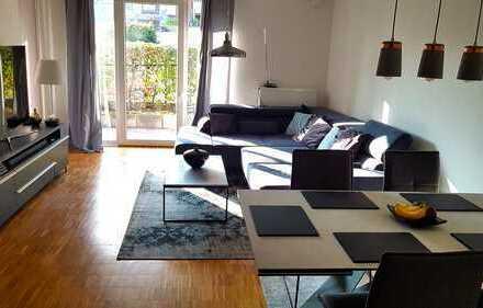Moderne und möblierte 3-Zimmerwohnung in Eilbek