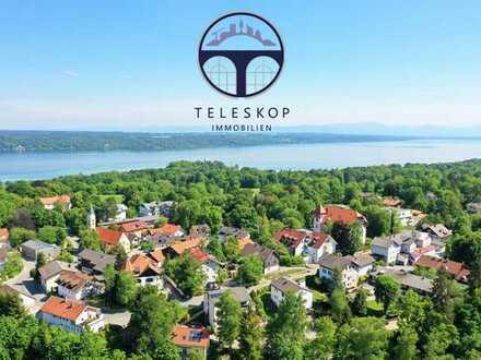 Ⓣ Interessante Kapitalanlage am Starnberger See. Kleines Mehrfamilienhaus mit großzügigen Wohnungen.