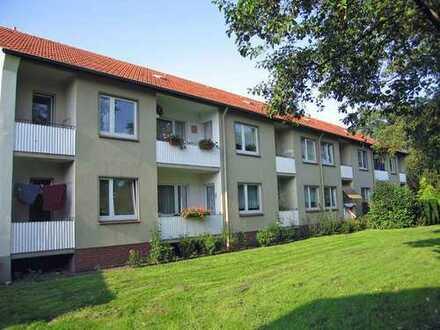 Helle, freundliche Rentnerwohnung mit Balkon