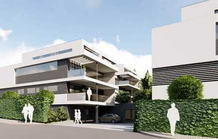 Erstbezug: freundliche 4-Zimmer-Wohnung mit großem Balkon in Bopfingen