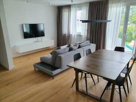 Doppelhaushelfte *komplett möbeliert* 6 Zimmer in Bad Saarow 300m Fußweg zum SEE