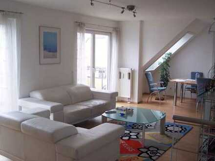 Sonnige Maisonette Wohnung mit Südbalkon