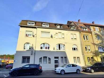 STADTPERLE - Vermietete Eigentumswohnung in beliebter Lage von Bad Cannstatt