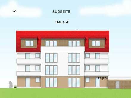 Kapitalanlage oder Eigennutzung: 3 1/2 Zimmer ETW (A2) im EG mit Süd-Terrasse und Gartenanteil