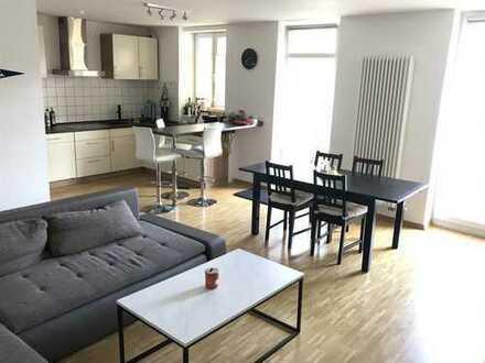 Traumhafte 3-Zimmer-Wohnung mit Balkon und EBK in Ludwigshafen am Rhein