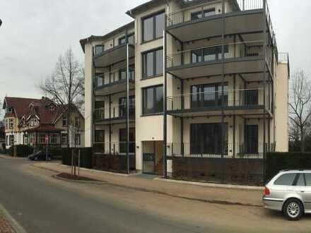 3-Zimmer-Wohnung mit 2 Balkonen in der Villa Arcadia