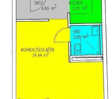 IDEALE 1-Zimmer Wohnung am Dämeritzsee
