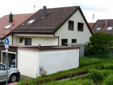Doppelhaushälfte Herbrechtingen-Bolheim