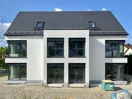 Großzügige, moderne Neubau Doppelhaushälfte in ruhiger Wohnlage