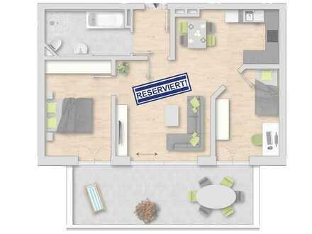 Reserviert! Exklusive 3-Zimmer-NEUBAU-Wohnung in Karlskron / Nähe Ingolstadt zu verkaufen!