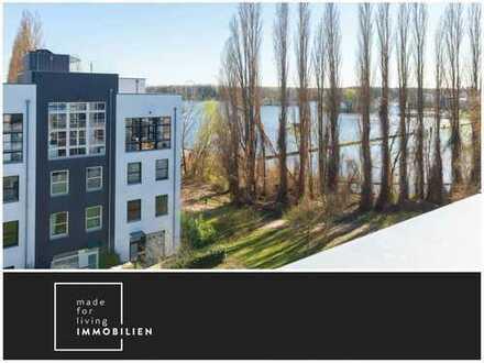 Berlin - Rummelsburg | Moderner Wohnkomfort in herrlicher Naturlage: Townhouse mit fünf Etagen