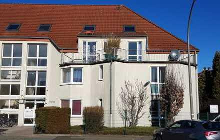 Single Apartment mit schöner Süd-Dachterrasse