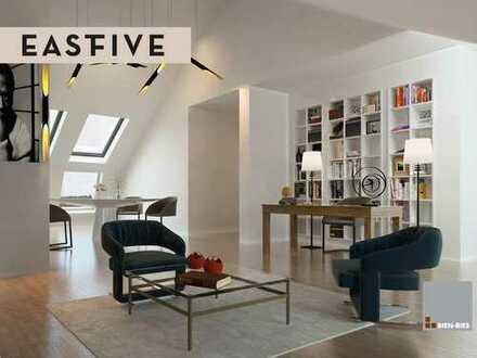 Luxus Penthouse-Wohnung im Ostend – in der Nähe zur EZB