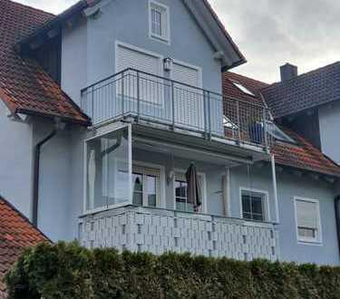 Exklusive teilmöbilierte Wohnung in Bahnhofsnähe