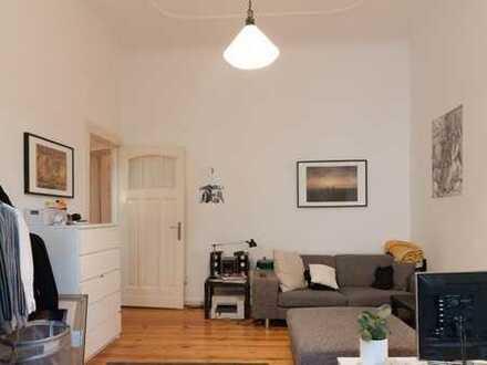 23qm Zimmer in heller, freundlicher 3er-WG in zentraler Lage in Wilmersdorf