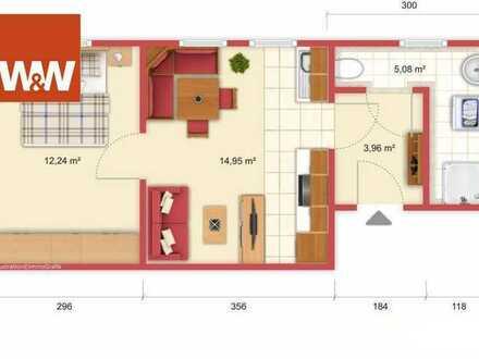 Ihre neue & moderne Wohnung im Oberland - 2R Großpostwitz